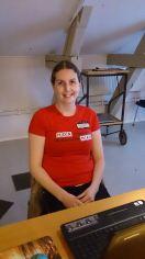 Ellen Bergstrand, årets SM-arrangör