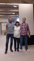 Conny Selsfors, Eva-Lothe och Thomas Madsen