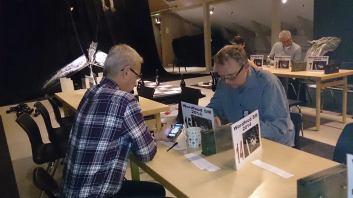 Bengt Schmeling (uddebo1) och Nils Stenlund (Paanga)