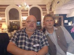 Bo Langtorp och Thomas Madsen