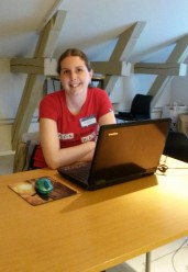 Fortfarande i sekretariatet, dag 2: Ellen Bergstrand