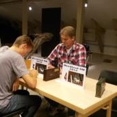 David Åhman (tutaren) - Thomas Madsen (kulturist)