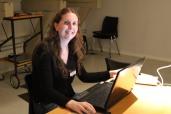 I sekretariatet: Ellen Bergstrand