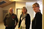 Bertil Fransson, Sara Ekvall, Helena Antbäck