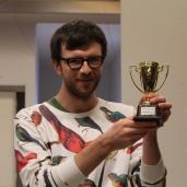 SM-segrare 2014: Björn Ericson
