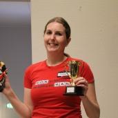 Silvermedaljen knep Ellen Bergstrand (Nelle82)