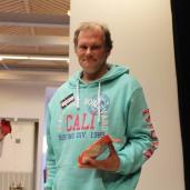 Tord Eriksson (T-ord) knep fjärdeplatsen.