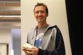 David Åhman (tutaren) tog en sjätteplacering