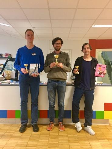 Silvret knep Gunnar Andersson (Gunnar.Andersson). Vann gjorde Björn Ericson (Brödrostskap) och trea blev Jens Lindholm (godspeedyou!).